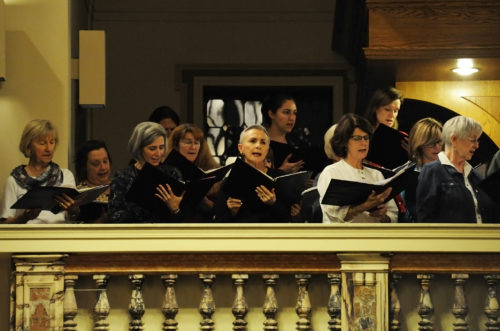 gallery choir